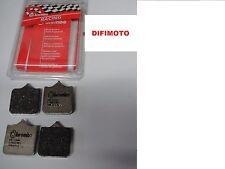 PASTIGLIE FRENO ANTERIORI BREMBO RACING CARBON 07BB33RC HYOSUNG RX SM 450 2011