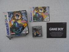 Nintendo Game Boy Color. Robot Wars Metal Mayhem. Complete.Instructions.Boxed.