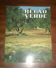 """Libri/Riviste/Giornali/Piante""""REGNO VERDE PAPAVERI E MARGHERITE""""N°17/Fabbri/1968"""