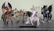 Schleich Bayala Lot 70409 70406 70427 70410 70405 Fairy Elf Horse Marween Oleana