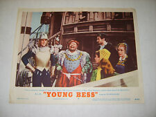 YOUNG BESS '53 CHARLES LAUGHTON AUTHENTIC ORIGINAL 11x14 LOBBY CARD POSTER (486)