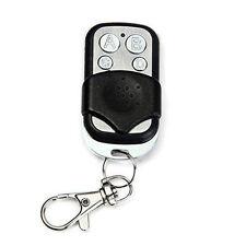 1pc Wireless 4 Key Universal 433MHz Rolling Code Garage Door Remote Control New