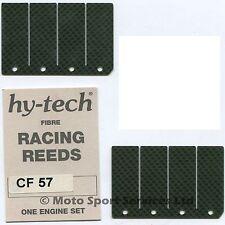Hy-Tech Racing Reeds Carbon Fibre Suzuki RM 465 500 RM465 RM500 1981-1985 (CF57)
