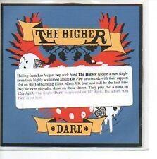 (880A) The Higher, Dare - DJ CD
