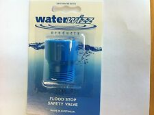 Water Wizz Flood Stop Safety Valve