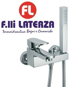 F.Lli Frattini Single Lever Mixer Tub Model Modus Set Item