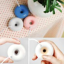 Doughnut USB-Luftbefeuchter Air Float Oil Essential Purifier Aroma Diffuser Neu