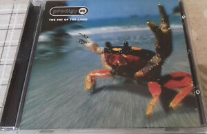 Prodigy The Fat Of The Land Cd Prima Stampa