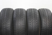 4x Michelin Alpin A4 225/50 R17 98V XL M+S, 7,5mm, nr 7312
