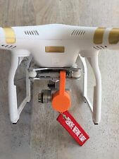 DJI Phantom 3 Professional Gimbal Lock Camera Guard Lens Protector Flight Tag