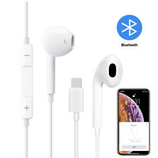 New Hands free ear phones for iPhones with lightning connection (Bluetooth)