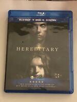 Hereditary DVD + Blu-ray disc
