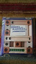 Blocks and Marbles 21 Piece Set #21000 NEW in Box  Ages 4 and Up Educational Toy