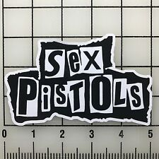 "Sex Pistols 5"" Wide Multi-Color Vinyl Decal Sticker - BOGO"