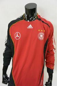 2005-2007 adidas DEUTSHER FUSSBALL-BUND Germany PLAYER ISSUE Away Shirt (XL)