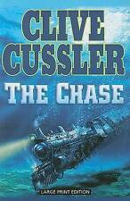 The Chase (Large Print Press) by Cussler, Clive