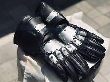 KADOYA Motorcycle Leather HAMMER GLOVES GAUNTLET [SHINYA] Biker Japan Gladiator