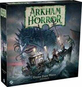 Arkham Horror Third Edition - Under Dark Waves