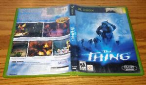 Thing (Microsoft Xbox, 2002) - CIB