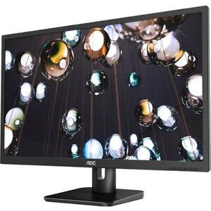 "AOC 27E1H 27"" Full HD LED LCD Monitor - 16:9"