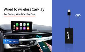Wired to Wireless CarPlay - Carlink 2.0