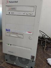 VINTAGE PACKARD BELL MULTIMEDIA 730 CYRIX PII-266 DESKTOP COMPUTER  A940-TWR
