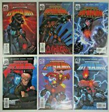 Crimson Dynamo (2003-2004 Marvel Epic) Complete 6 Issue Set 1 2 3 4 5 6 24-HOUR