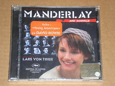 MANDERLAY AND DOGVILLE: SOUNDTRACKS (DAVID BOWIE) - CD SIGILLATO (SEALED)