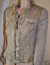 Excellent Blazer Biba Celebration Glam Creme Neu Gr.44