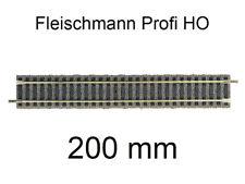Rail droit 200 mm voie Profi HO - FLEISCHMANN 6101