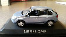 NOREV 800953 SAMSUNG QM5 BLAUW 1/43 MIB
