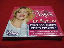 "CD DIGIPACK NEUF ""VIOLETTA - LE BEST OF"""