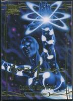 2016 Marvel Masterpieces Gold Signature Trading Card #19 Captain Universe /1999