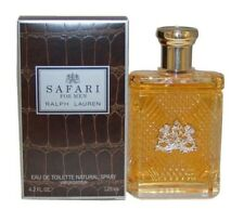 Ralph Lauren Safari Men 4.2 oz 125 ml Eau De Toilette Spray Factory Sealed