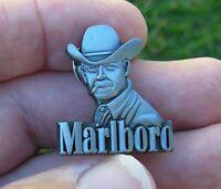 MARLBORO MAN VEST PIN Badge *QUALITY* Motorcycle suit Harley Rider Cigarette
