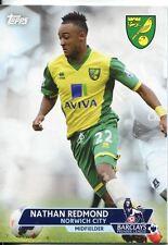 Premier Gold Soccer 13/14 Base Card #163 Nathan Redmond