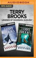 Terry Brooks Legends of Shannara Duology: Bearers of the Black Staff & the: New