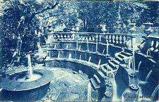 BAGNAIA - Villa Lante costruita dal Vignola (Sec. XVI) - Fontana (dettaglio)