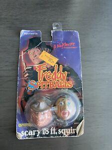 Entertech LJN Freddy Spitballs A Nightmare On Elm Street 1989 Krueger Horror