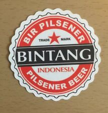 Bintang Bali sticker - Laptop, Wall, Tablet, Beer