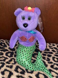"NWT Celebrity Bears Born A Star  # 48 Daryl Hannah ""Splash"" Mermaid Bear"