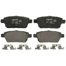 Disc Brake Pad Set Rear Federated D1161