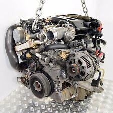 Motor BMW E90 E91 E60 M47D20A 204D4 163 PS - KOMPLETT