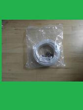 10m 130dB Koaxial Kabel HB-DIGITAL Set SAT-Kabel inkl. 4 F-Steckern vergoldet...