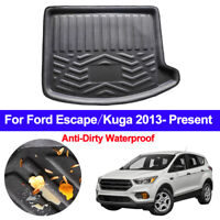 Boot Liner Cargo Tray Trunk Floor Mat Carpet For Ford Escape Kuga 2013-2019