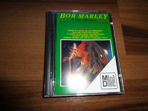 MINIDISC - BOB MARLEY AND THE WAILERS - EARLY COLLECTION