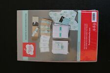 "Stampin Up Paper Pumpkin Kit, ""Pocket of Cheer Instructions."""