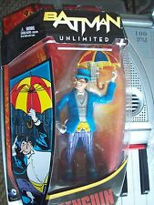 DC UNIVERSE CLASSICS SUPER POWERS PENGUIN FIGURE MOC BATMAN