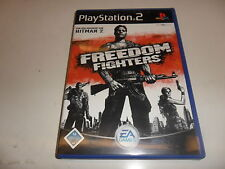 PLAYSTATION 2 PS 2 Freedom Fighters