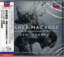 KENT NAGANO-DANSE MACABRE-JAPAN SHM-CD G35